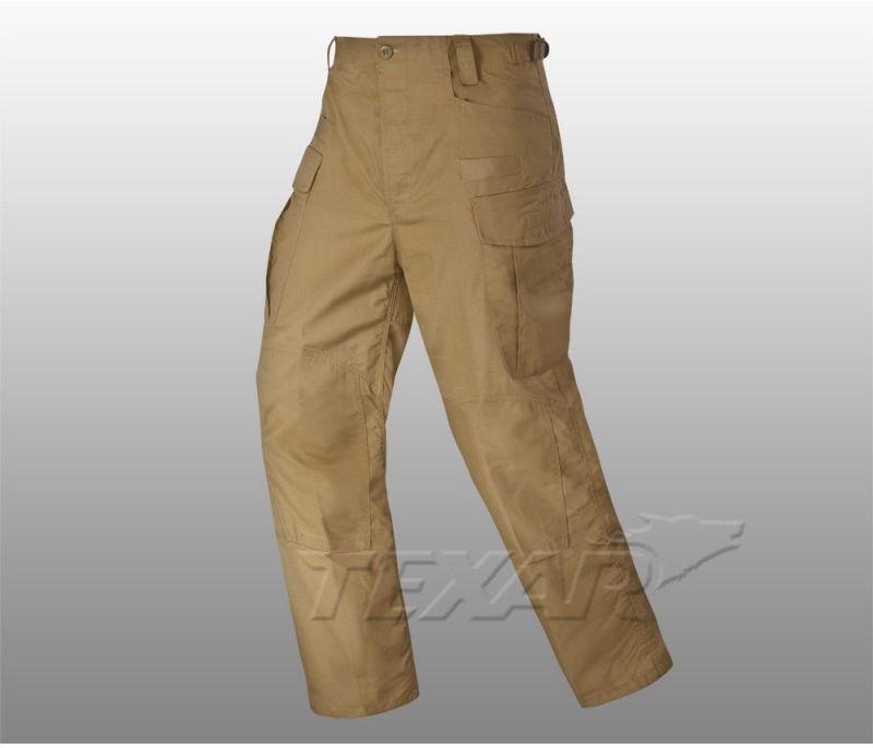 Spodnie TEXAR SFU ripstop coyote