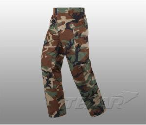 Spodnie TEXAR SFU ripstop woodland