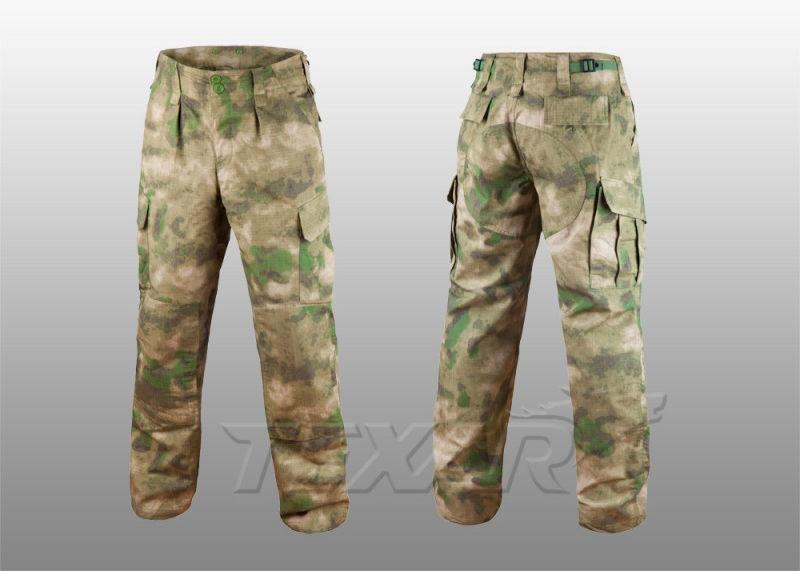 Spodnie WZ10 Ripstop fg-cam